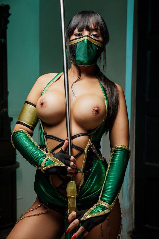 Alba De Silva - VR Porn Model