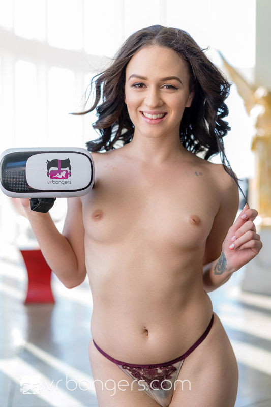 Alex More - VR Porn Model