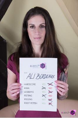 Ali Bordeaux - VR Porn Model