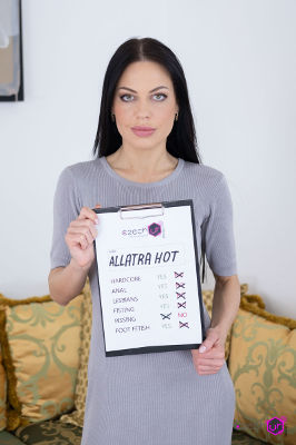 Allatra Hot - VR Porn Model
