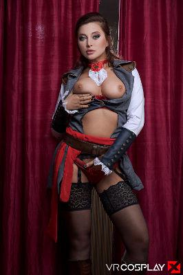 Anna Polina - VR Porn Model