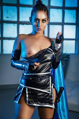 Aysha X - VR Porn Model