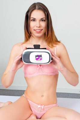 Jessica Bell - VR Porn Model