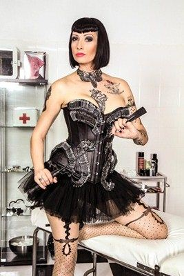 Mistress Minerva - VR Porn Model