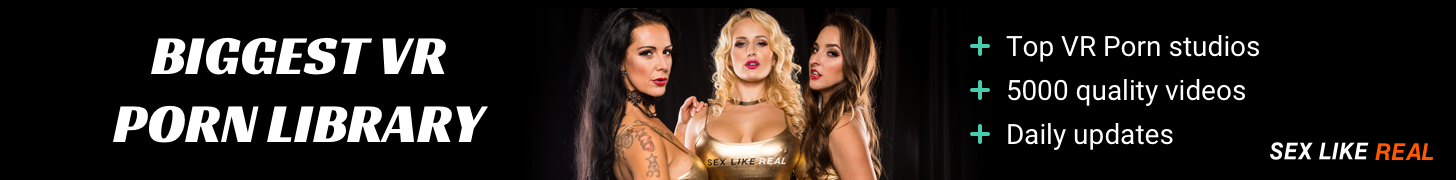 Discounted VR Porn on SexLikeReal
