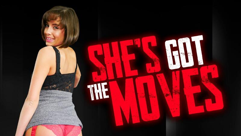 She's Got the Moves feat. Annabelle Doll - VR Porn Video