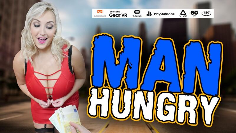 Man Hungry feat. Krystal Swift - VR Porn Video