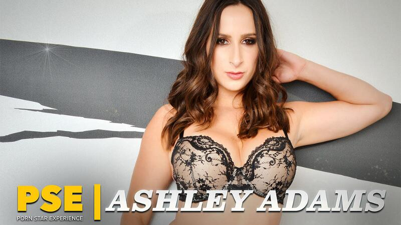Porn Star Experience feat. Ashley Adams, Dylan Snow - VR Porn Video