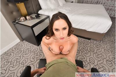 Porn Star Experience - Dylan Snow, Ashley Adams - VR Porn - Image 5