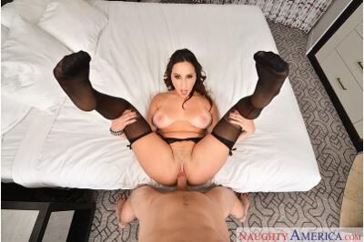 Porn Star Experience - Dylan Snow, Ashley Adams - VR Porn - Image 6