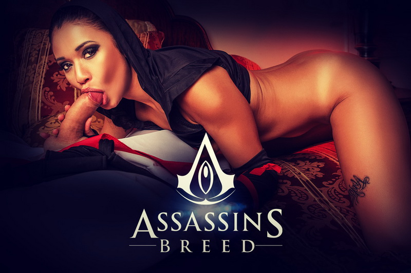 Assassins Breed feat. Jade Presley - VR Porn Video