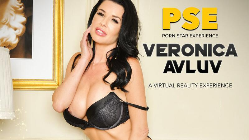 Porn Star Experience feat. Veronica Avluv, Ryan Driller - VR Porn Video