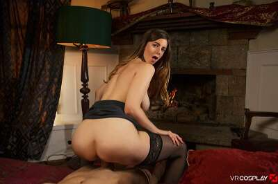Harry Pudder In The Gryffin-Whore - Stella Cox - VR Porn - Image 5