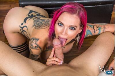 Ringing Her Bell - Anna Bell Peaks - VR Porn - Image 18