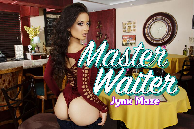 Master Waiter feat. Jynx Maze - VR Porn Video