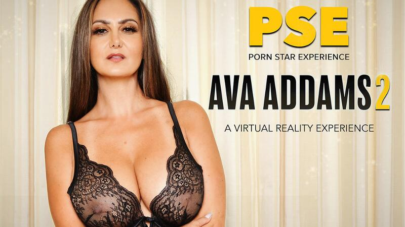 Porn Star Experience 2 feat. Ava Addams, Justin Hunt - VR Porn Video