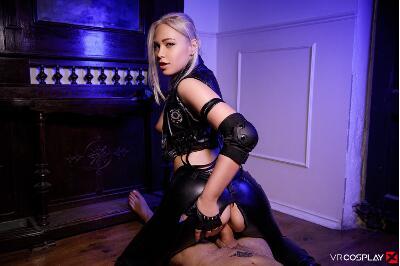 Mortal Kombat: Sonya A XXX Parody - Selvaggia Babe - VR Porn - Image 76