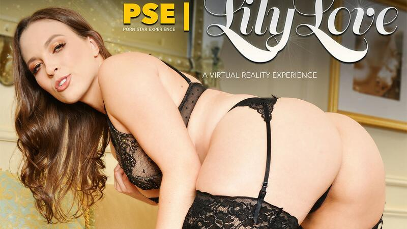 Porn Star Experience feat. Lily Love - VR Porn Video
