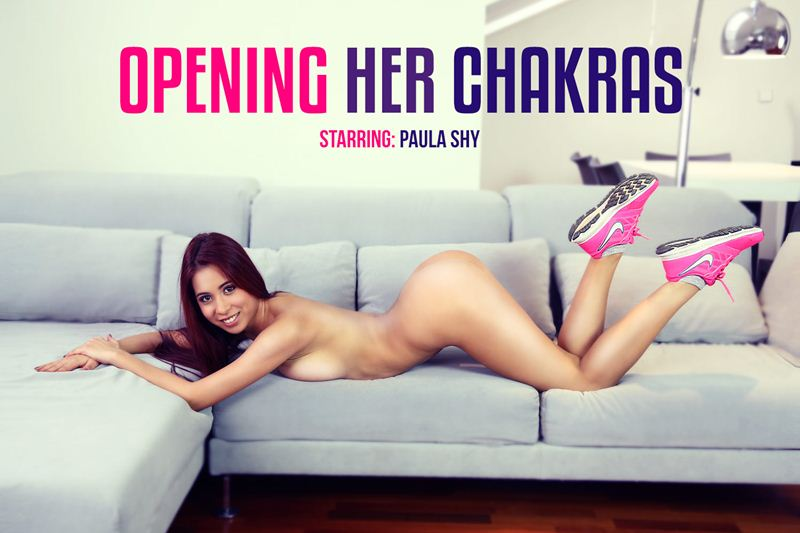 Opening Her Chakras feat. Paula Shy - VR Porn Video