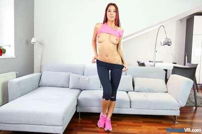Opening Her Chakras - Paula Shy - VR Porn - Image 32