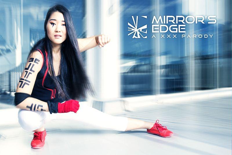 Mirror's Edge A XXX Parody feat. Katana - VR Porn Video