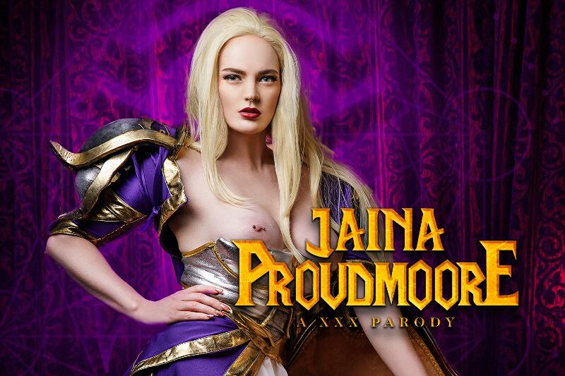 WOW: Jaina Proudmoore A XXX Parody feat. Carly Rae Summers - VR Porn Video