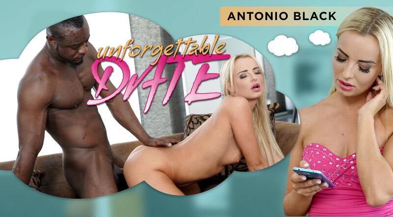 Unforgettable Date feat. Victoria Pure, Antonio Black - VR Porn Video