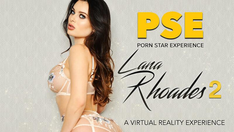 Porn Star Experience 2 feat. Lana Rhoades, Ryan Driller - VR Porn Video
