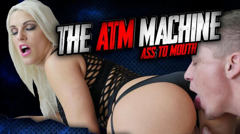 ATM Machine - Ass To Mouth feat. Blanche Bradburry - VR Porn Video