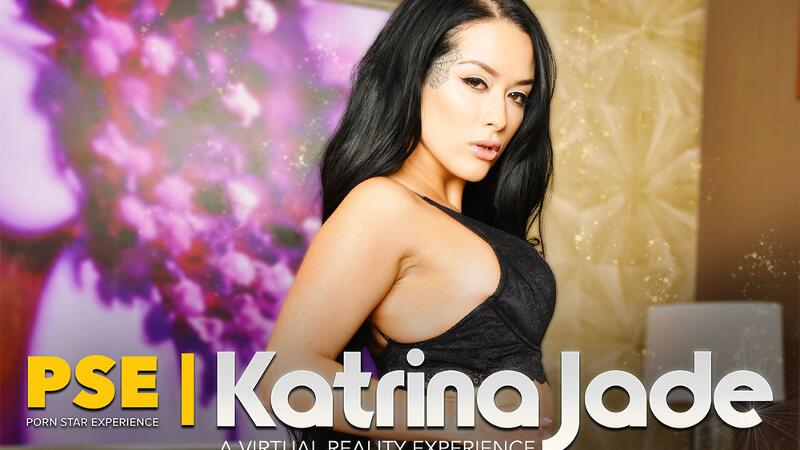 Porn Star Experience feat. Katrina Jade, Johnny Castle - VR Porn Video