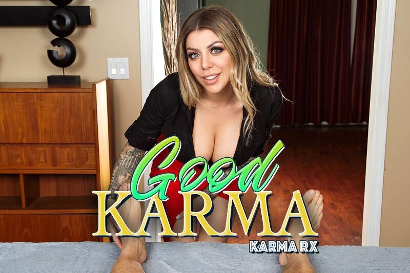 Good Karma feat. Karma Rx - VR Porn Video