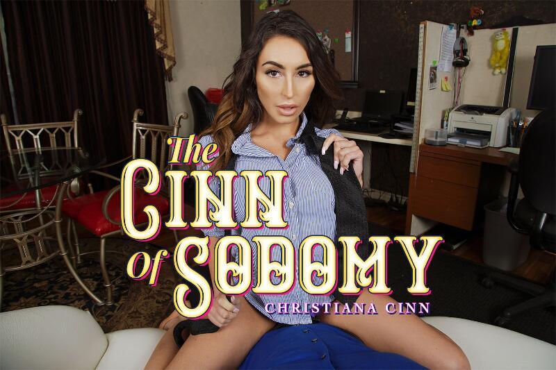 The Cinn of Sodomy feat. Christiana Cinn - VR Porn Video