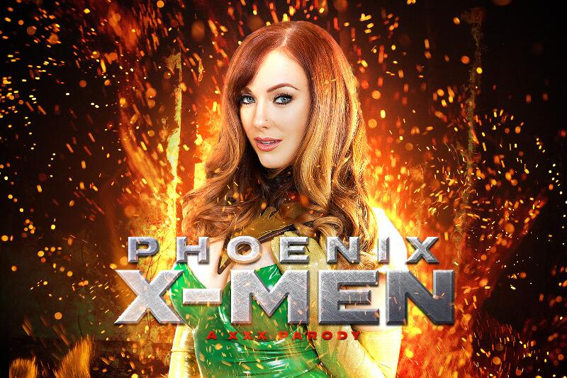 X-Men Phoenix A XXX Parody feat. Dani Jensen - VR Porn Video