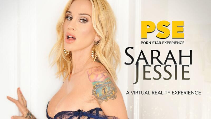 Porn Star Experience feat. Sarah Jessie, Chad White - VR Porn Video