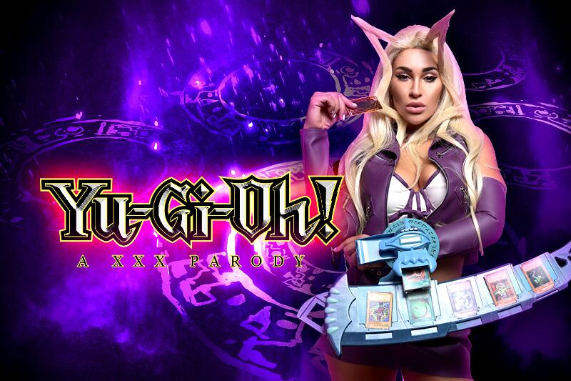 Yu-Gi-Oh A XXX Parody feat. Assh Lee - VR Porn Video