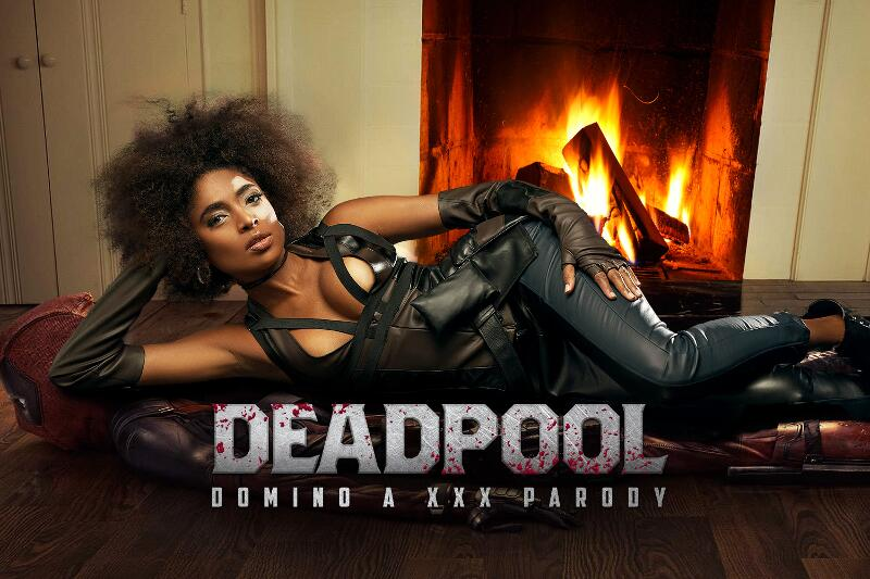 Deadpool: Domino A XXX Parody feat. Luna Corazon - VR Porn Video