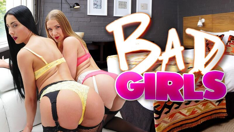 Bad Girls feat. Alexis Crystal, Anna Rose - VR Porn Video