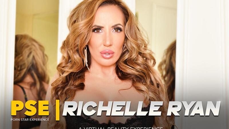 Porn Star Experience feat. Richelle Ryan, Ryan Driller - VR Porn Video