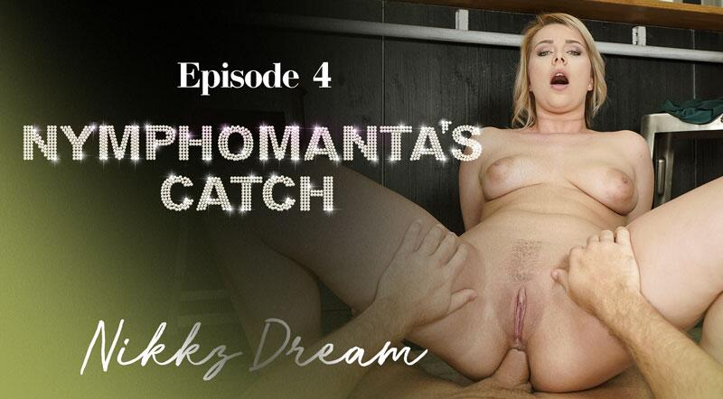Nymphomanta's Catch feat. Nikky Dream - VR Porn Video
