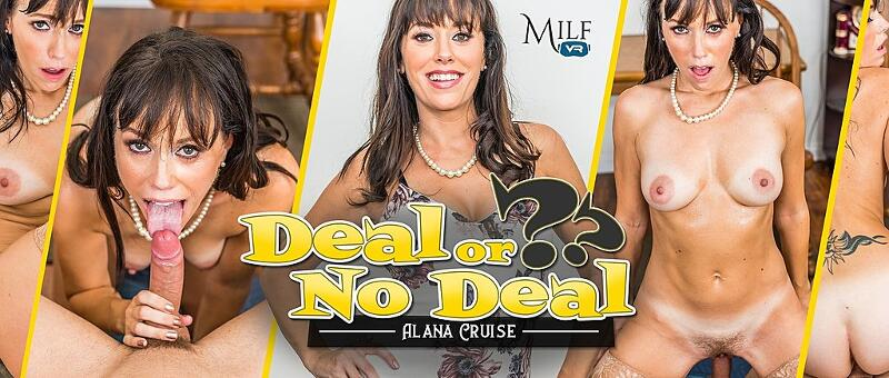 Deal or No Deal feat. Alana Cruise - VR Porn Video