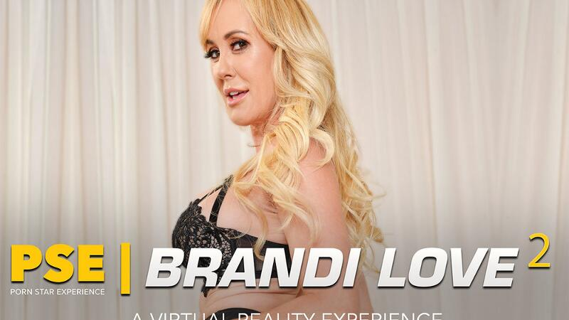 Porn Star Experience 2 feat. Brandi Love, Justin Hunt - VR Porn Video