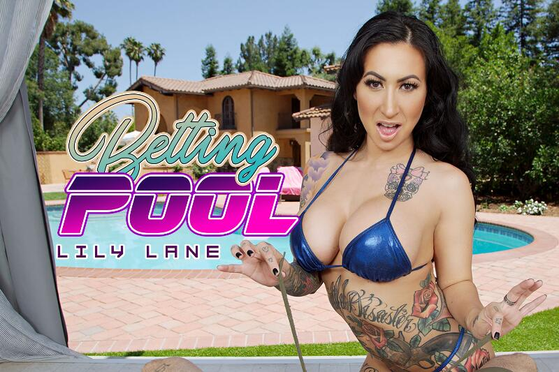 Betting Pool feat. Lily Lane - VR Porn Video