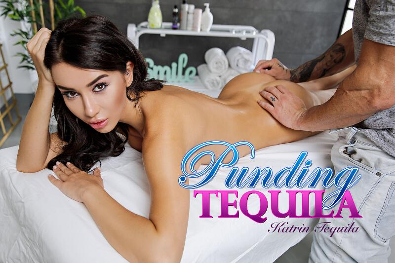 Pounding Tequila feat. Katrin Tequila - VR Porn Video