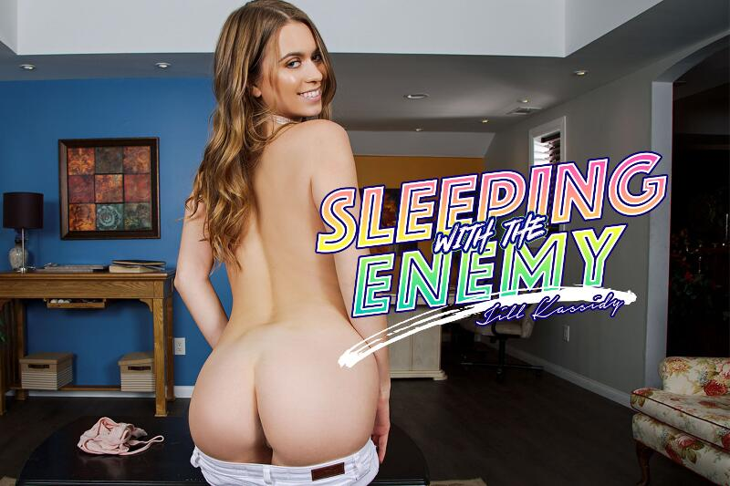 Sleeping With The Enemy feat. Jill Kassidy - VR Porn Video