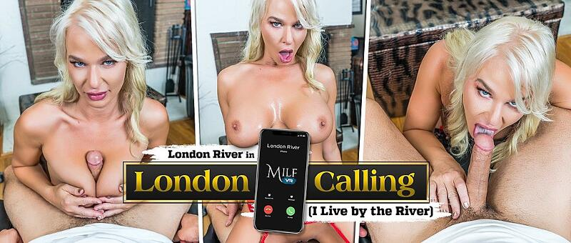 London Calling (I Live by the River) feat. London River - VR Porn Video