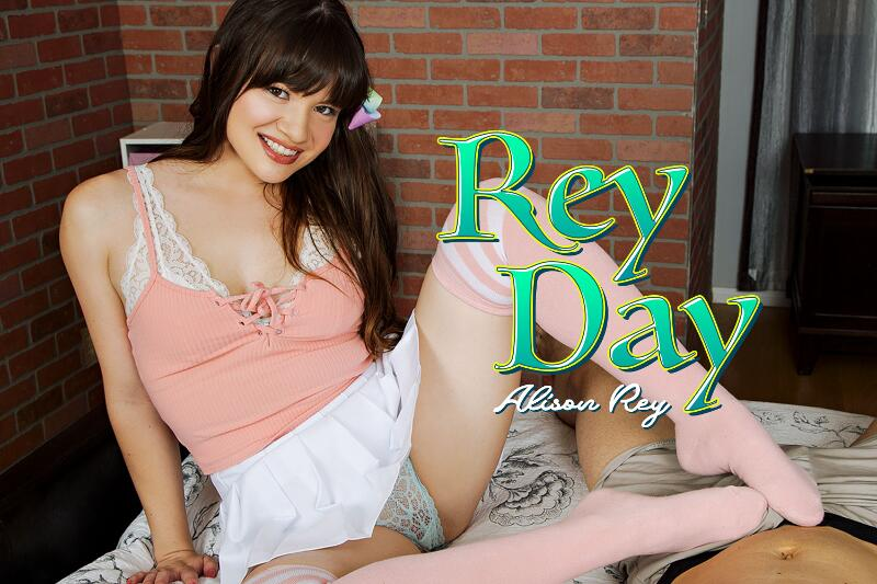 Rey Day feat. Alison Rey - VR Porn Video