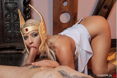 She-Ra A XXX Parody - Sienna Day - VR Porn - Image 3