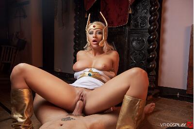 She-Ra A XXX Parody - Sienna Day - VR Porn - Image 4
