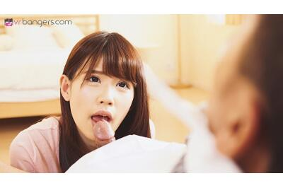 Early Moaning - Suzumiya Kotone - VR Porn - Image 1
