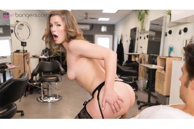 Blow Dried - Ella Nova - VR Porn - Image 4